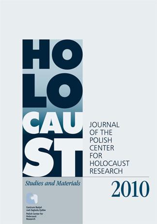 Wyświetl 2010: Holocaust Studies and Materials